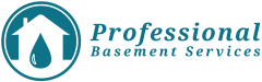 Professional Basement Services Logo